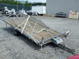Salvage LOAD TRAILER